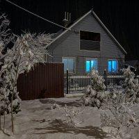 Зима пришла ночью. :: Казимир Буйвис