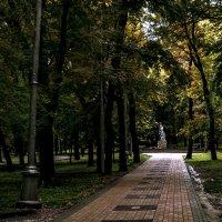 Курортный парк. :: Марина Никулина