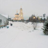 Церковь Преображения Господня :: Валерий Иванович