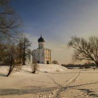 церковь Покрова на Нерли :: Нина Богданова