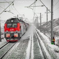 Только настоящий фотограф, оценит работу! :: Алексей Белик