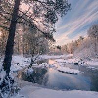 Январь на Нерской ... :: Roman Lunin