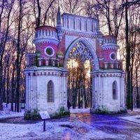 Виноградные ворота :: Наталья Лакомова