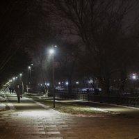 Зимний вечер в Крыму :: Валентин Семчишин