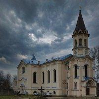 Церковь Посещения Пресвятой Девой Марией Елизаветы :: Laryan1