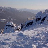 Обожаю в горах прогуляться.. :: Любовь Иванова