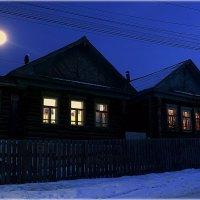 Лунная ночь.. :: Александр Шимохин