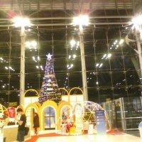 ёлка в Бангкоке в аэропорту :: миша горбачев