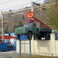 Новогодний грузовичок :: Александр Рыжов