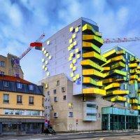 Новая архитектура в г. Париж :: Георгий А