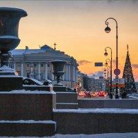 Когда-то в Новый год... :: Сергей Кичигин