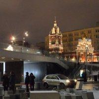 Новое общественное пространство Москвы, городской культурно-просветительский центр «Зарядье» :: Галина