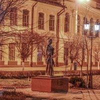 Памятник учителю :: Игорь Сикорский