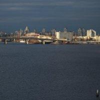 Киев, Гаванский мост :: Олег