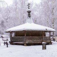 Часовня 19-го века ( Кострома ) :: Сергей Поникаров