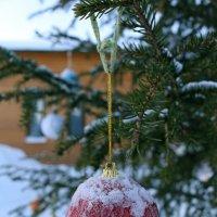 Рождественские украшения :: Ольга