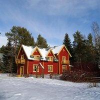 Мандроги - туристическая деревня. :: Лариса С.