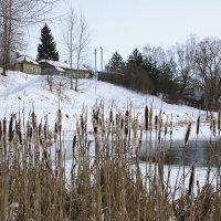 Зима в деревне :: Влад Чуев