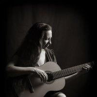 Портрет девушки в студии :: Павел Педченко