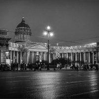 Однажды в Новый год... :: Сергей Кичигин