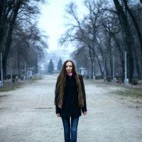 Поздняя прогулка :: Антон Вораевич