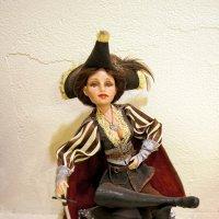 Пиратка. Галерея кукол. Петербург. :: Лариса С.