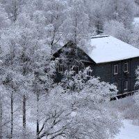 зима в центре города :: vg154
