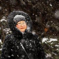 Снег, мы ждали тебя! :: просто Борисыч