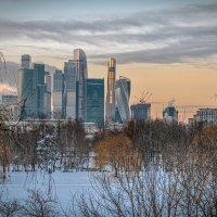 Деловой центр. :: Viacheslav Birukov