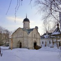 Церковь Трифона в Напрудном. :: Ольга Довженко