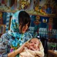 -Таинство Крещения :: Наталья Татьянина