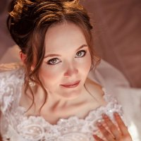Портрет невесты :: Елена Оберник