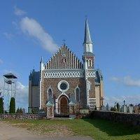 Костел Св. апостолов Петра и Павла, Гродненская область,РБ :: Сергей F