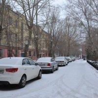 Зимние стояние... :: Георгиевич