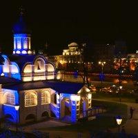 Церковь зачатия Анны вечером. :: веселов михаил