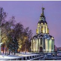 Храм Иоанна Крестителя :: Denis Aksenov