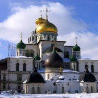 Новоиерусалимский монастырь на Истре. :: tatiana