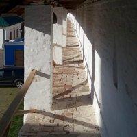 переход на стенах монастыря :: Galina Solovova