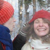 christmas love story :: Onezhka Polesni