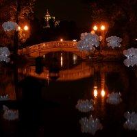 Шарики над водой :: Николай Рубанов
