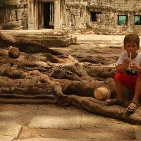 Камбоджа. :: Лариса Борисова
