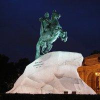 Памятник Петру Великому :: Андрей Шишкин