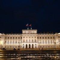 Ночной Петербург :: Андрей Шишкин