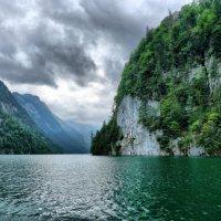 Кёниг-Зее, Баварские Альпы :: Носов Юрий