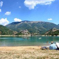 Озеро Турано :: Рома Кондратьев