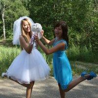 Невеста красивая. :: Alexandra Berg