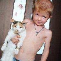 Малыш со своим другом))) :: ОленьКа *