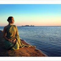 В мечтах об Индии :: Анастасия Ткаченко