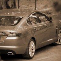 Jaguar XF :: Джон Нэш