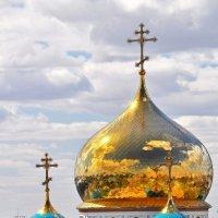 Золотые облака :: Владимир Зыбин